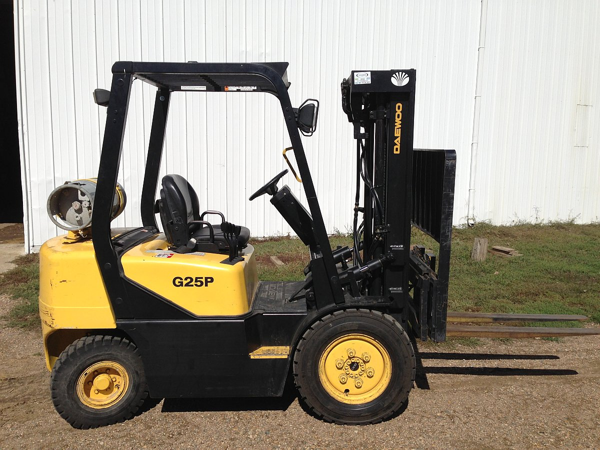 Forklift Purchase - Otto Farms, Inc